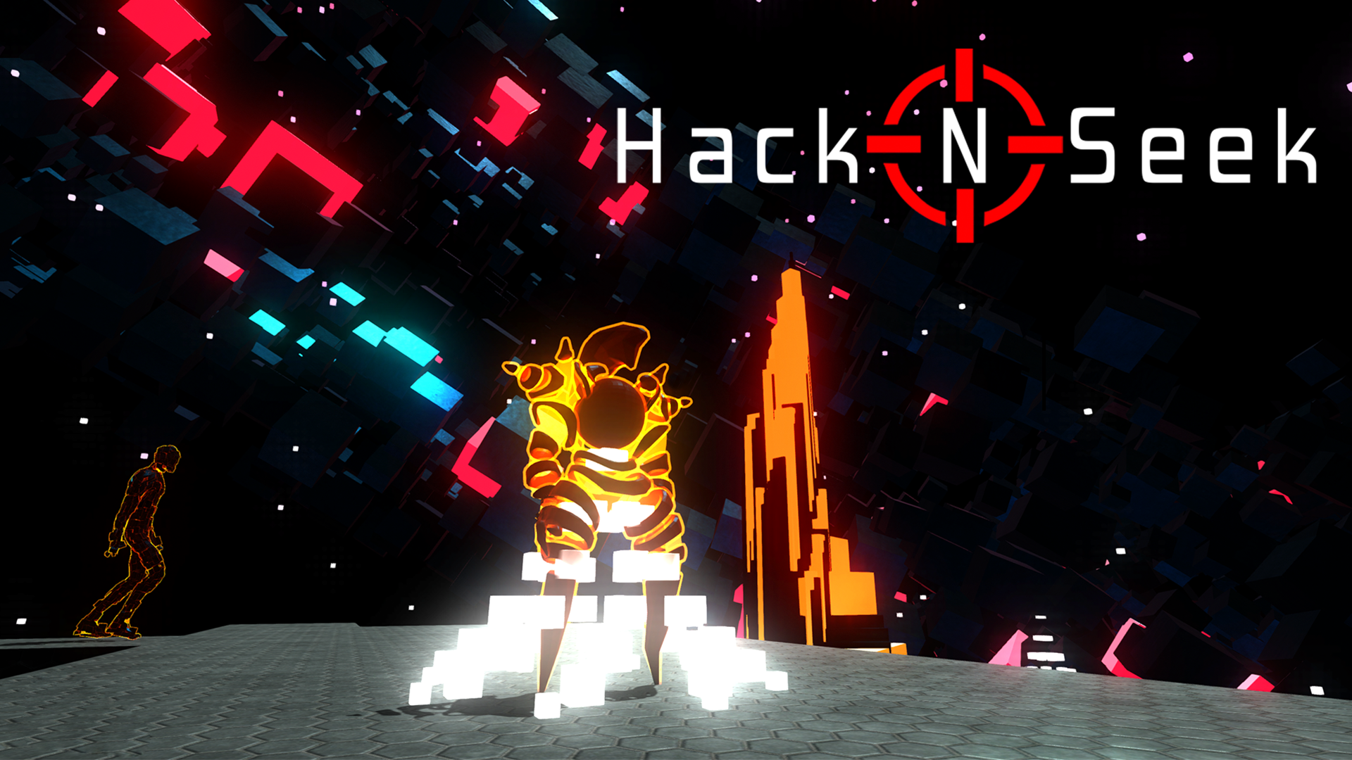 Hack n' Seek - Ubisoft Game Lab Competition