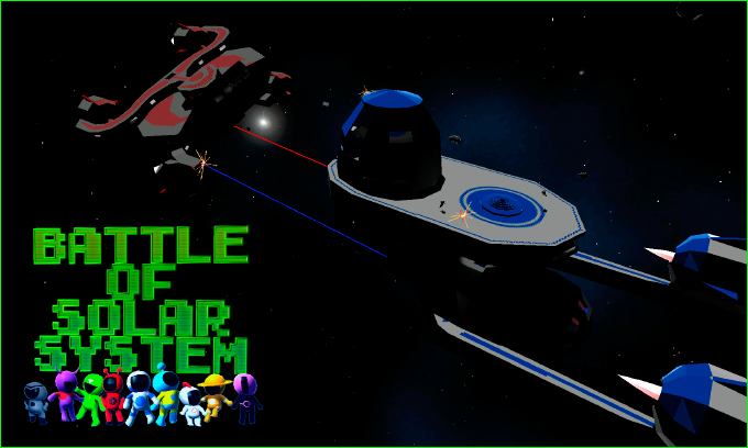 Battle Of Solar System!