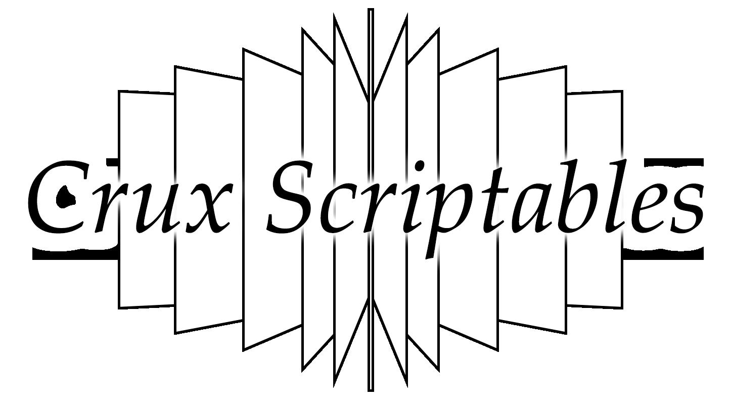 CruxScriptables