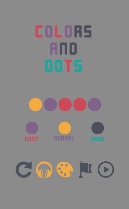 Colors and Dots