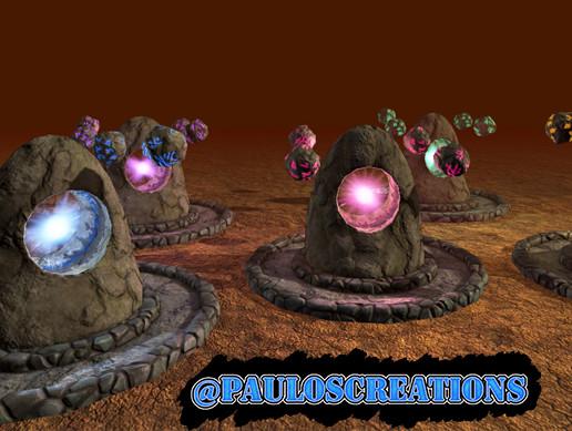 Rune/Summon_Stone/Portal