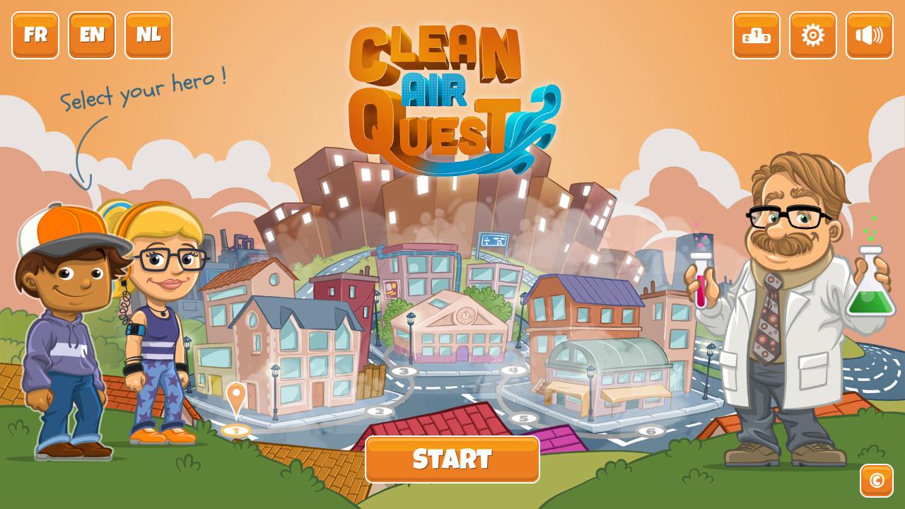 Clean Air Quest