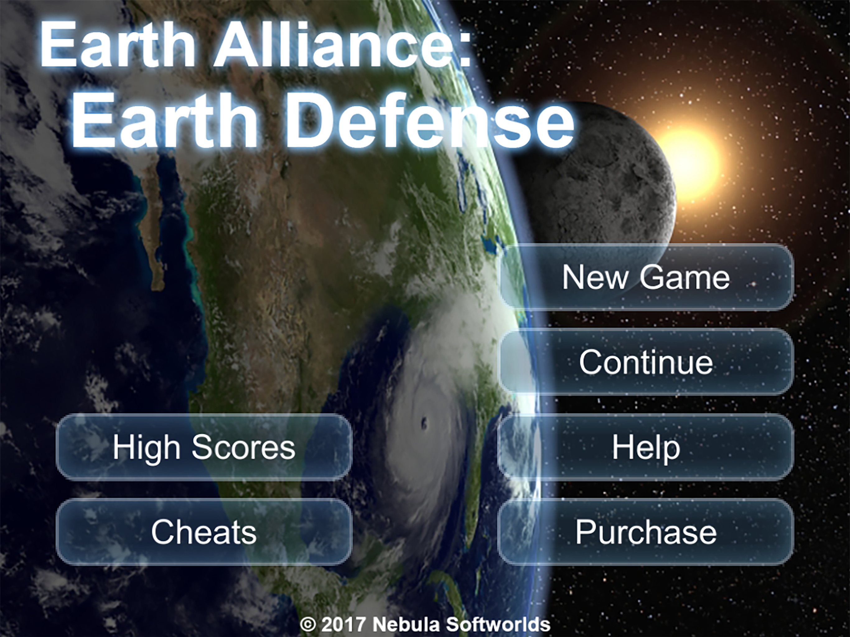 Earth Alliance: Earth Defense