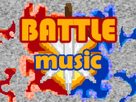 Battle Music Album - 031017