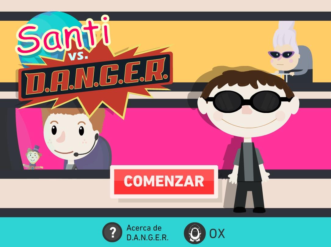 Santi, by OX Education