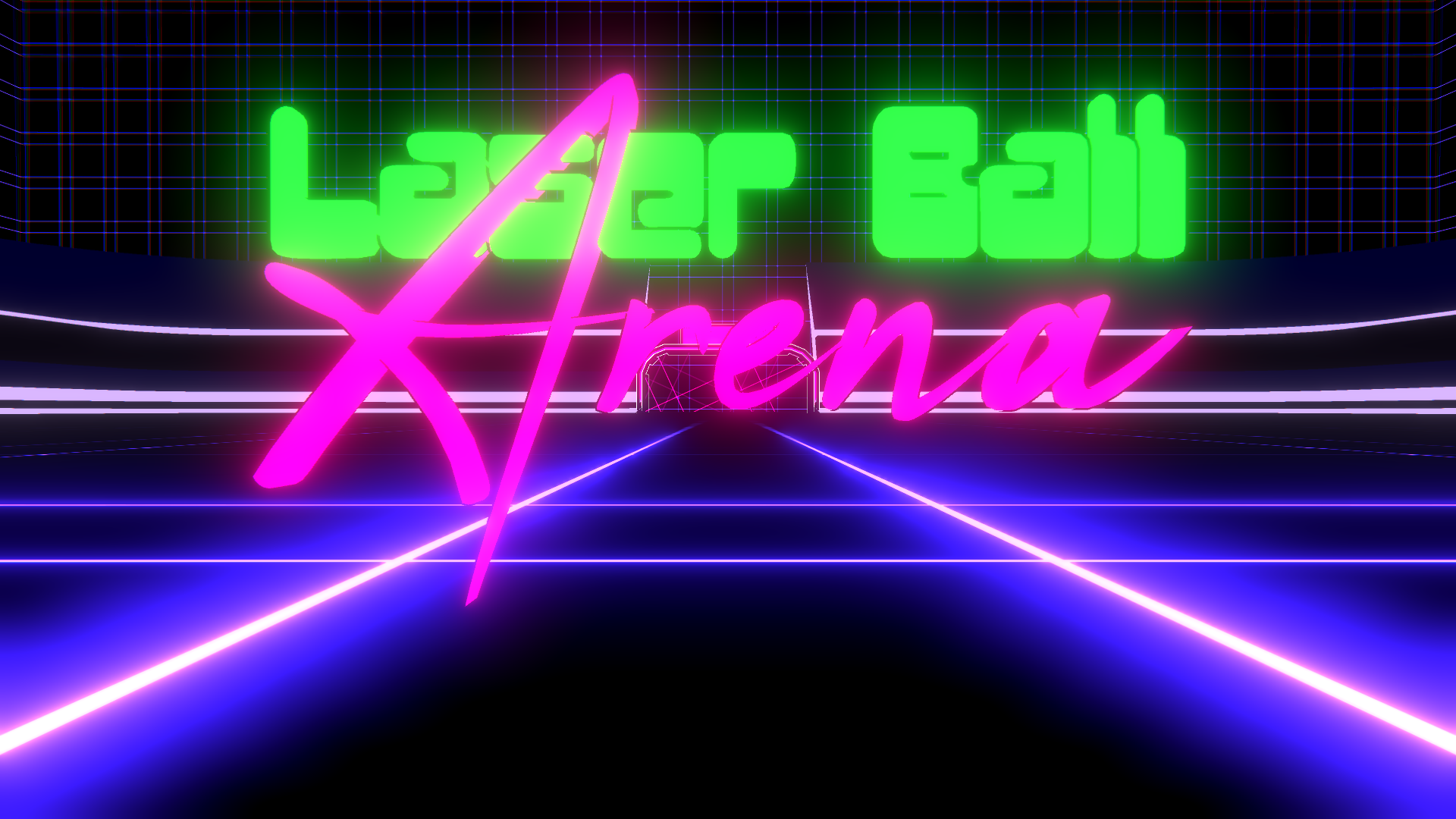 Laser Ball Arena