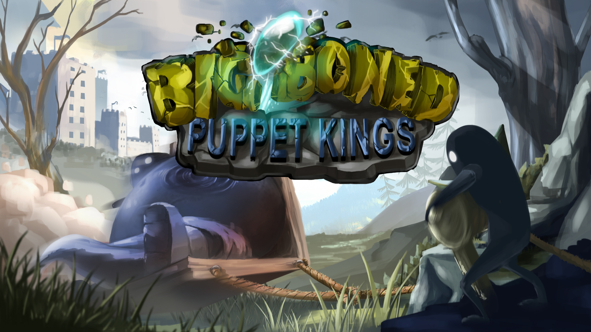 Big Boned Puppet Kings