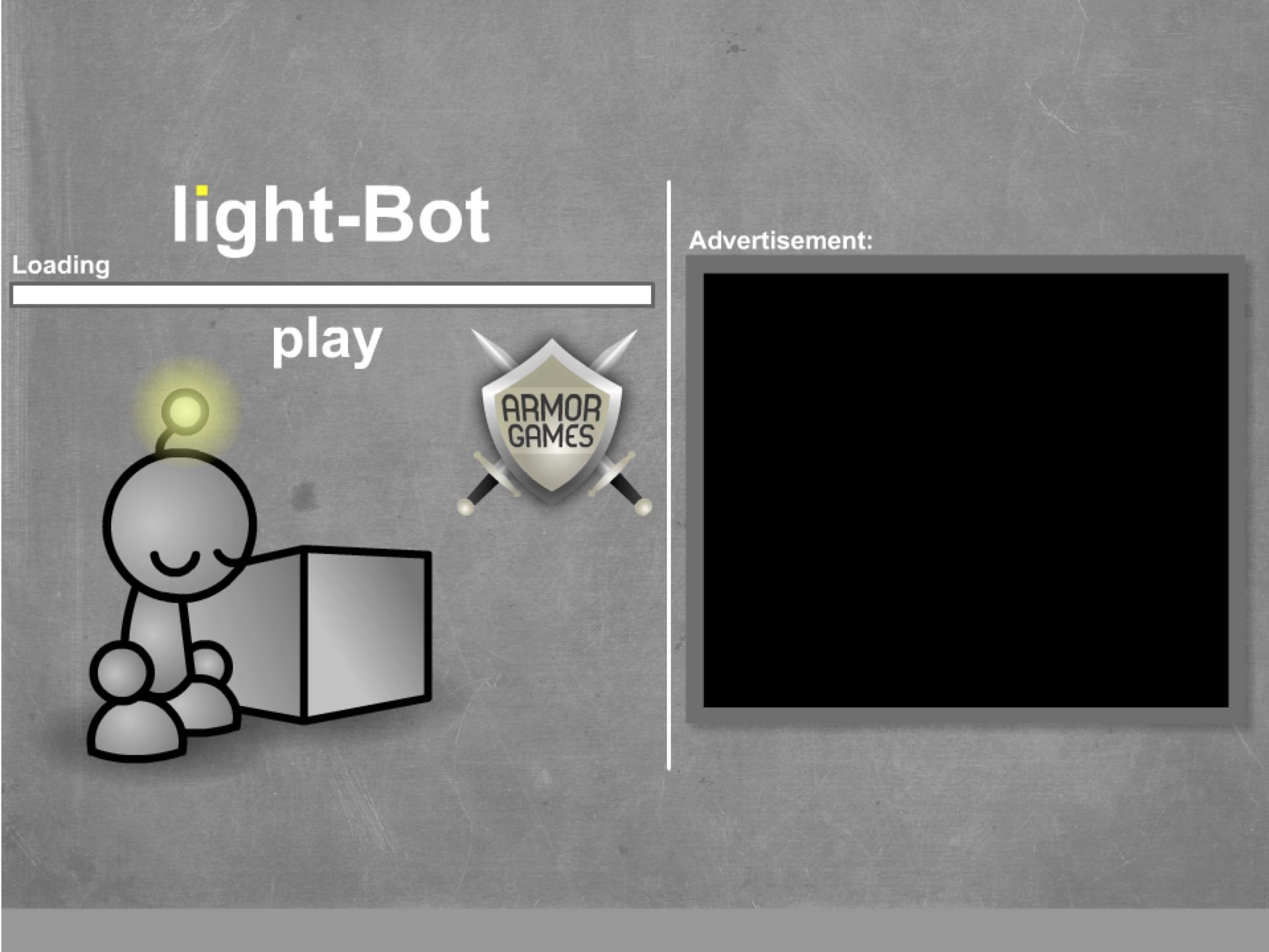 robot lighting