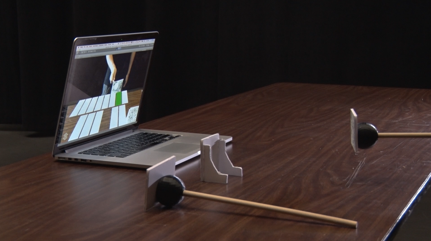 Thin Air - An Augmented Reality Xylophone