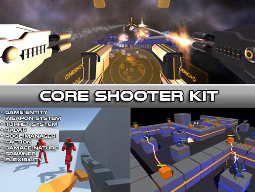 Core Shooter Kit