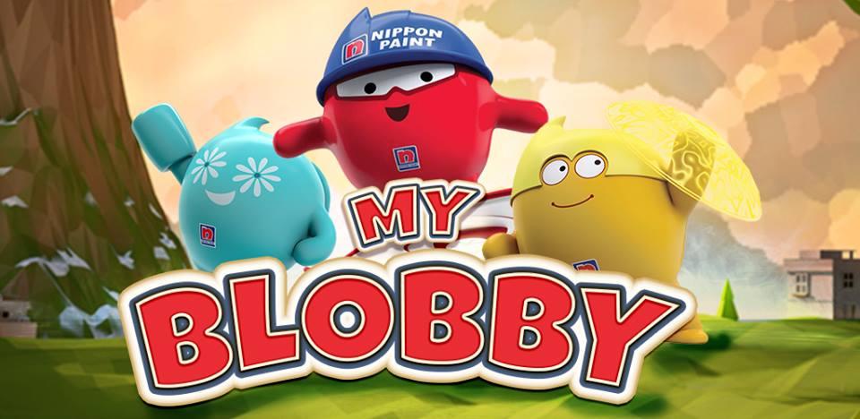 My Blobby