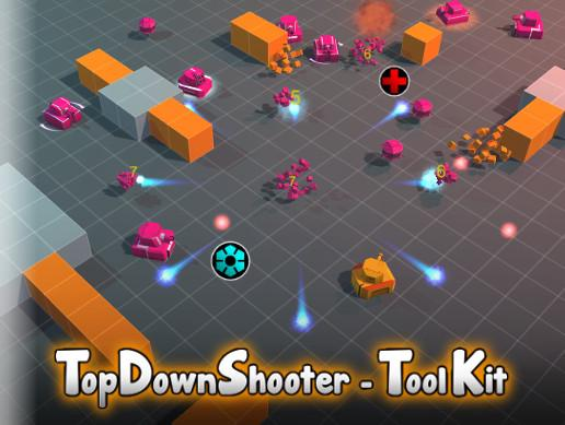 Top Down Shooter ToolKit