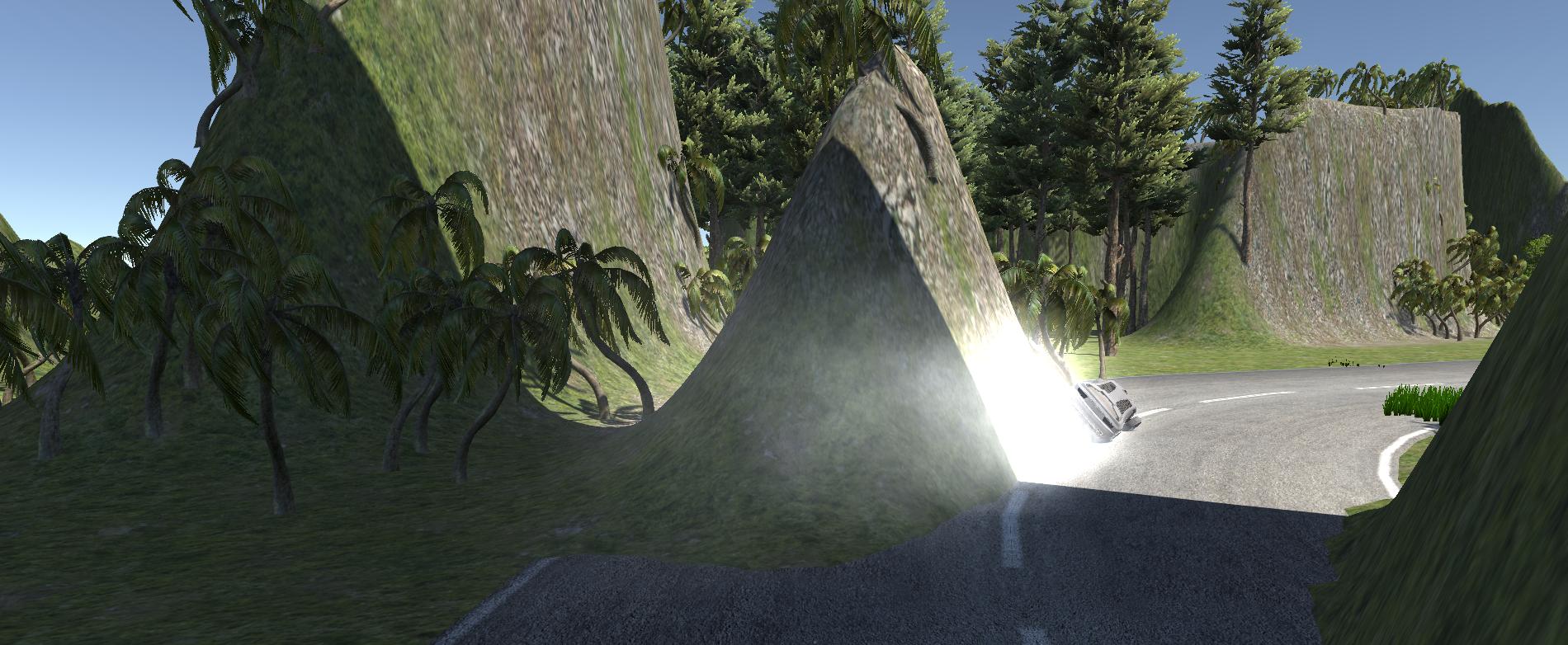 Terrain Course