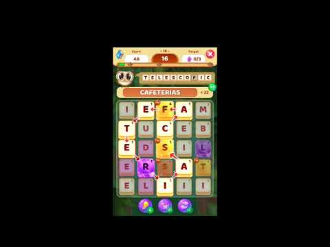 Owls and Vowels Gameplay