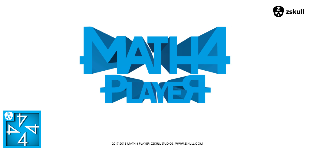 Math 4 Player