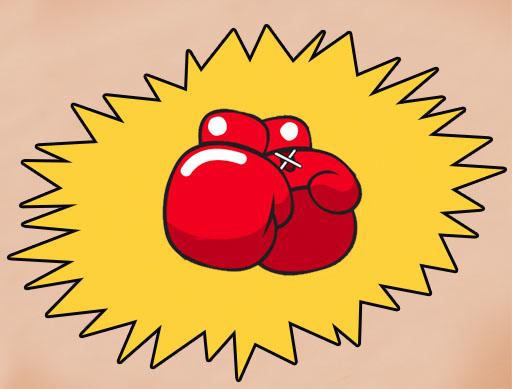 Boxing Game Set