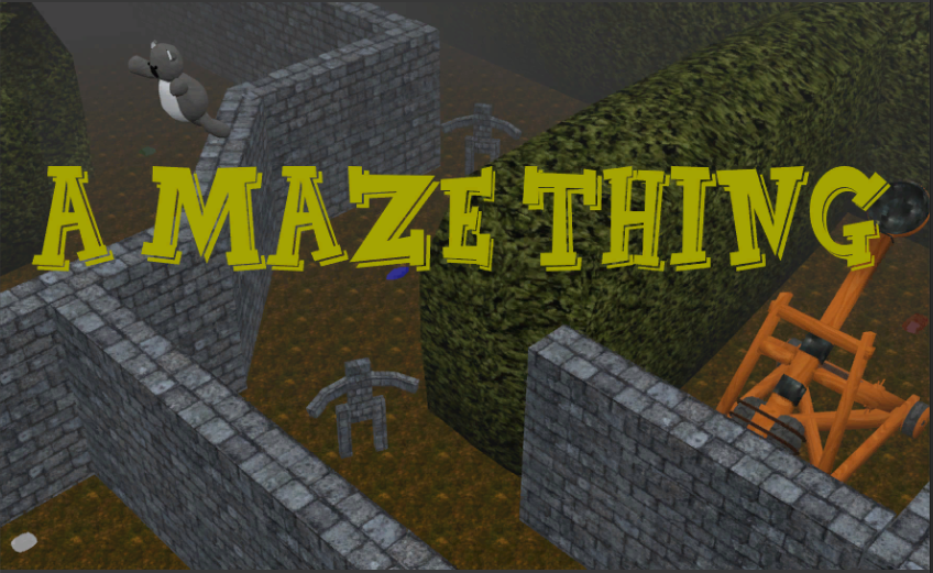A Maze Thing