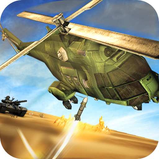 Helicopter Pro: Gunship Battle