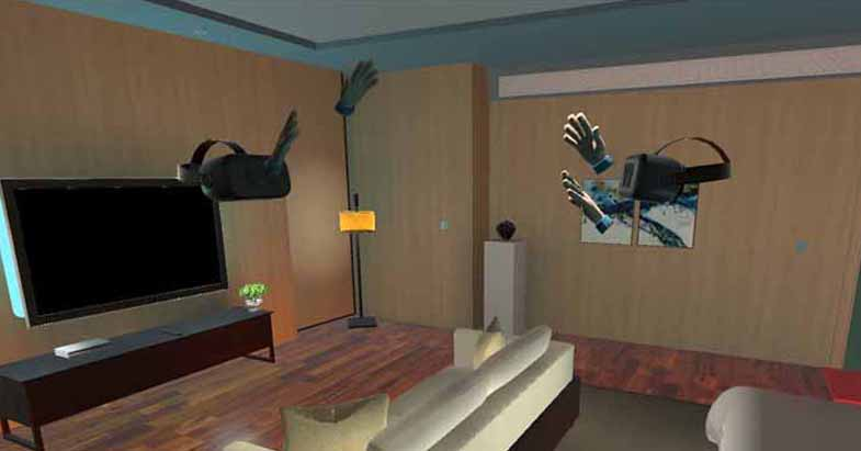 VR Light Collaborative
