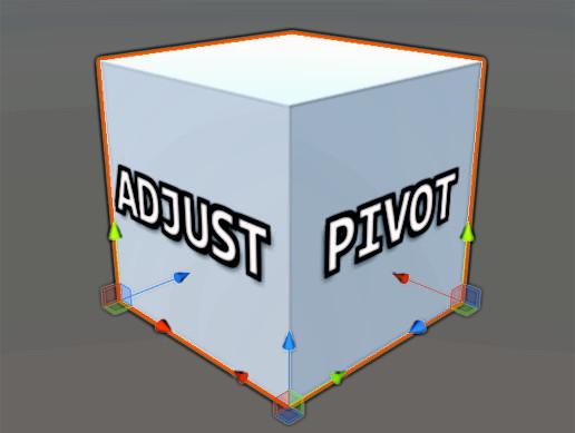 Adjust Pivot [Asset Store]