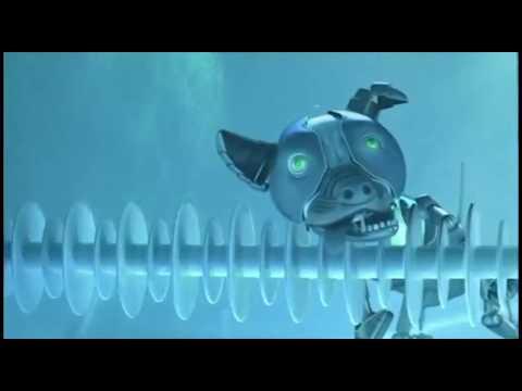 Sound Design - Dogbot Advert (Terminator)