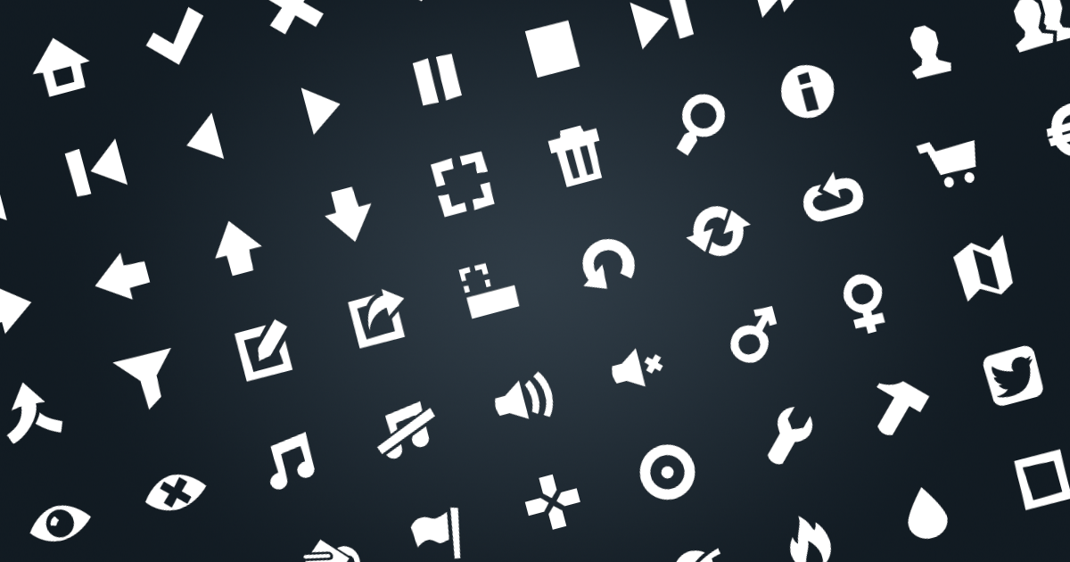 Simple Vector Icons