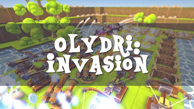 Olydri: Invasion