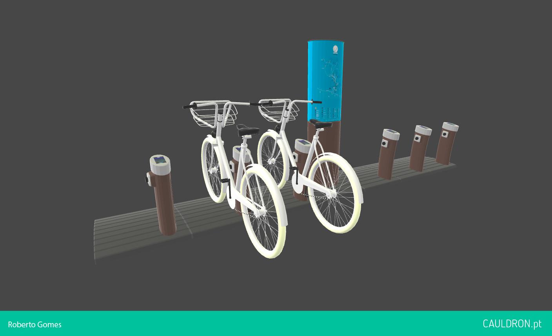 Bikes | VR Demo