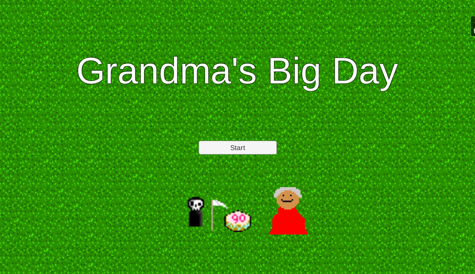 Grandmas Big Day