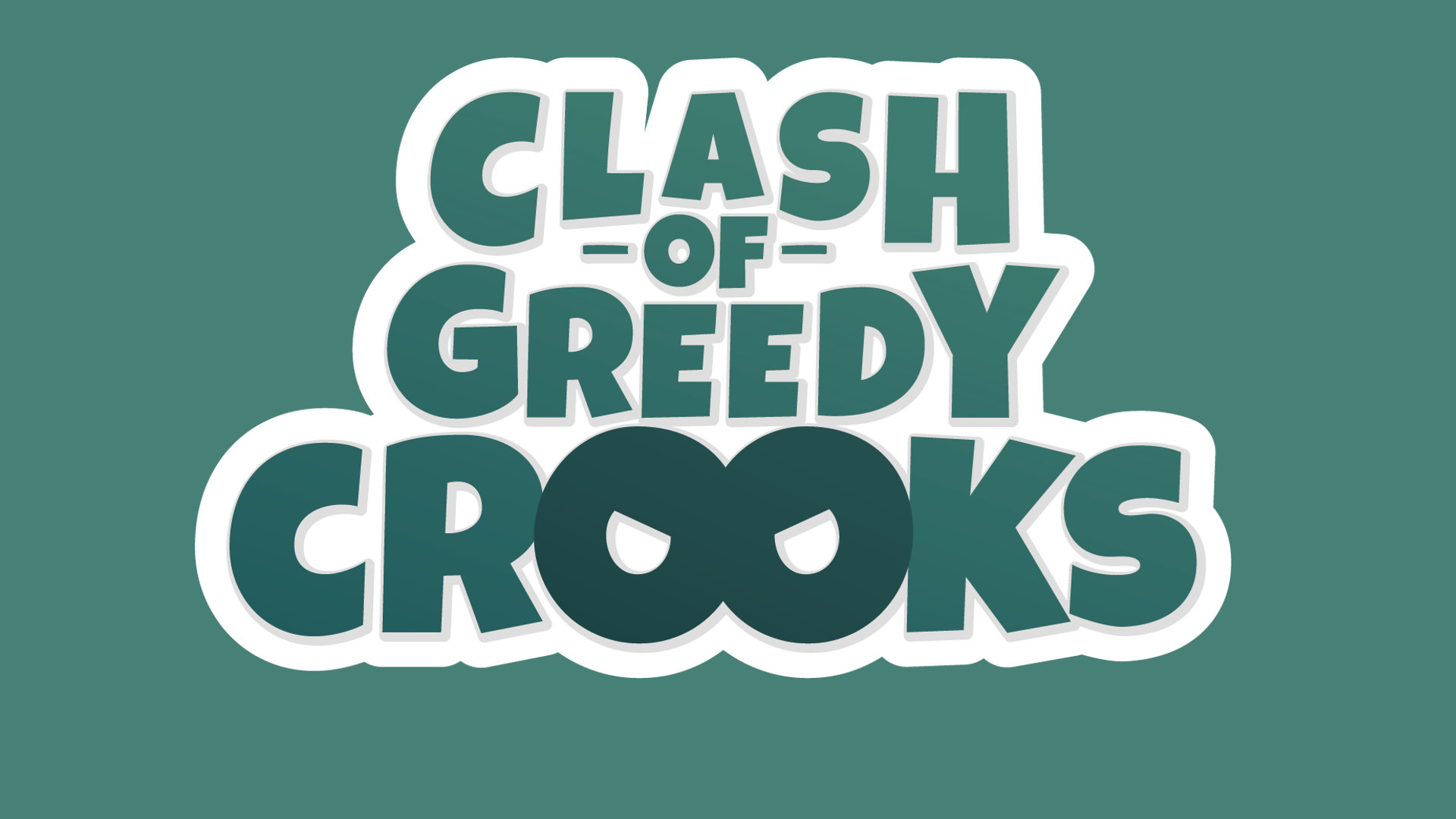 Clash of Greedy Crooks