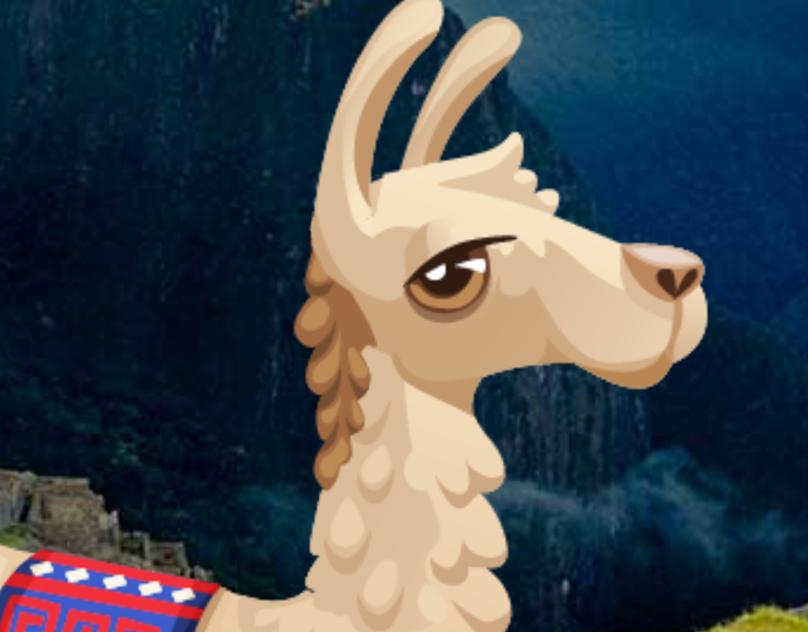 Character Ilhama - Animation