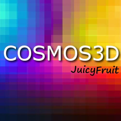 Cosmos3D - Juicy Fruit (OST)