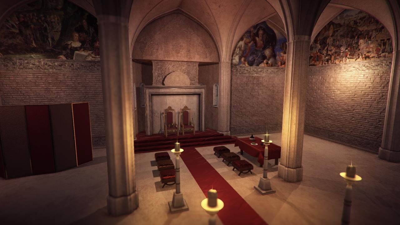 AAA Medieval Castle Interiors