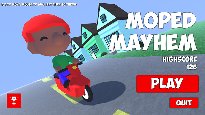 Moped Mayhem