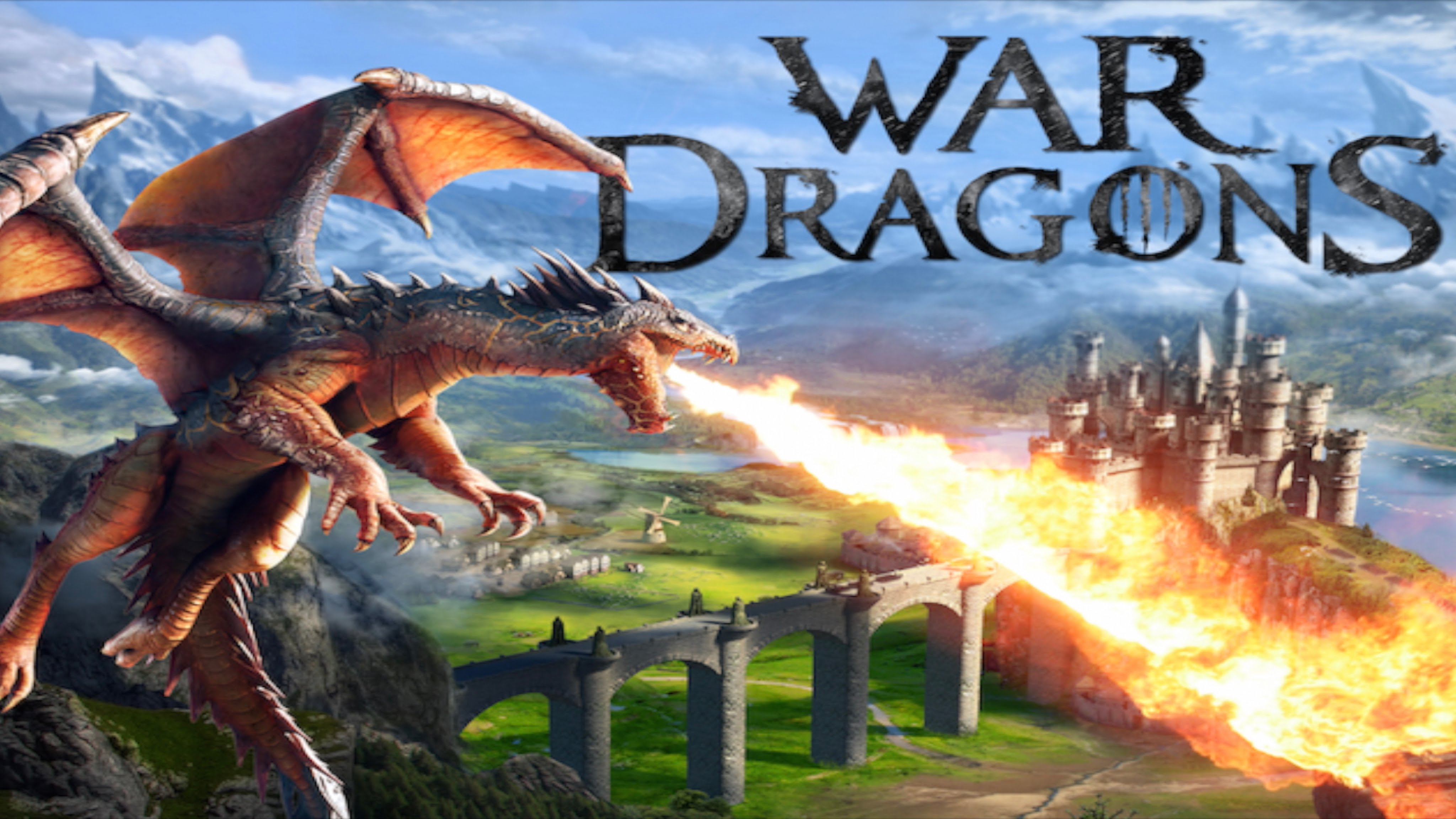 War Dragons: The Wind of Battle
