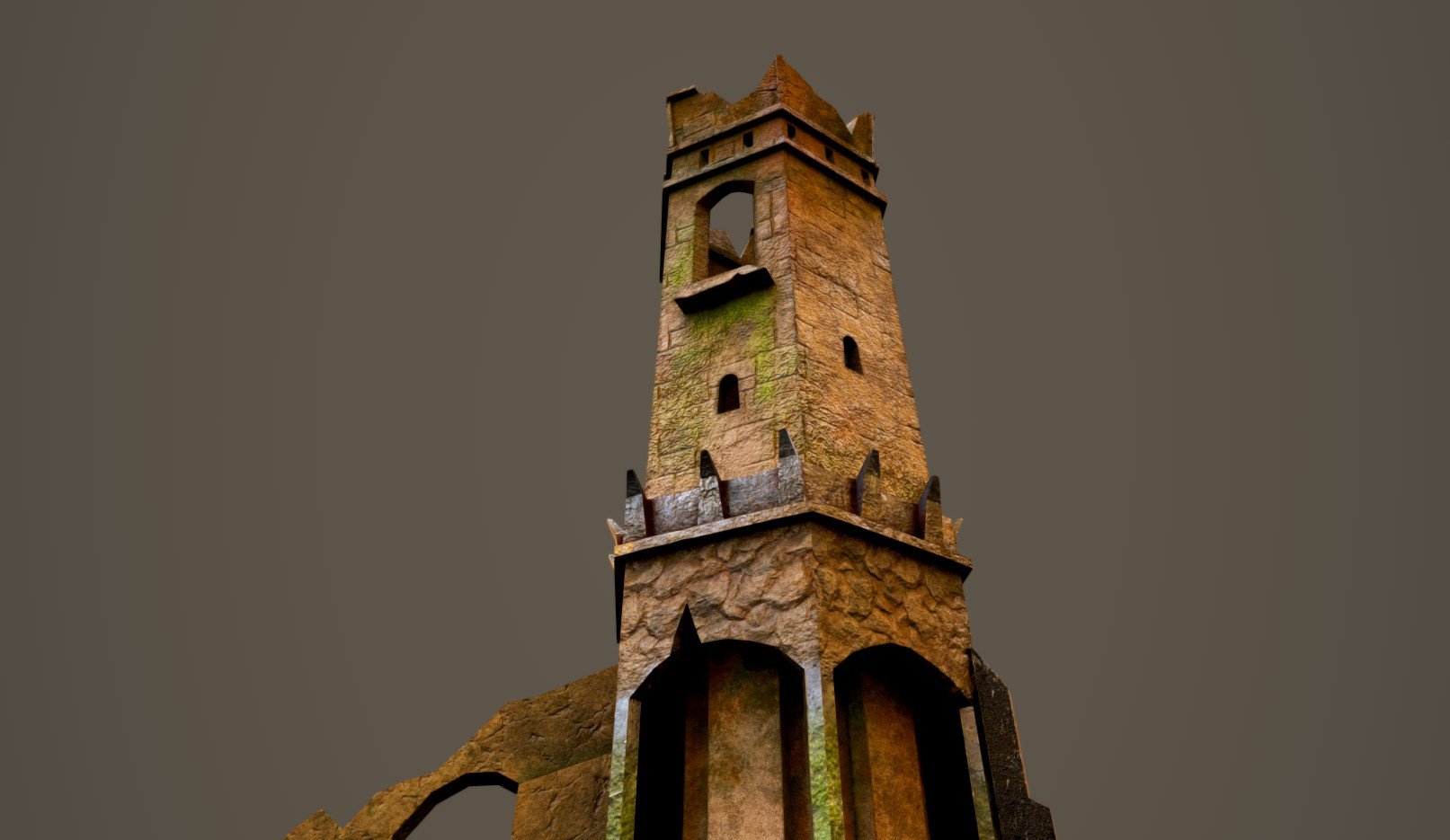 Game asset, Watch Tower