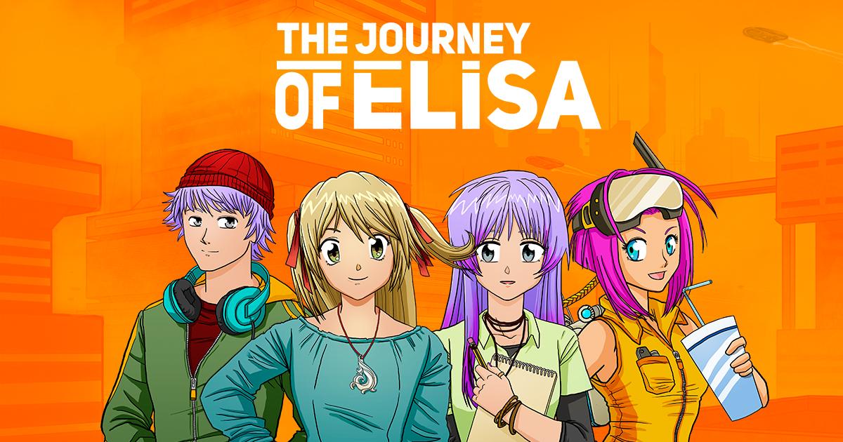 The Journey of Elisa