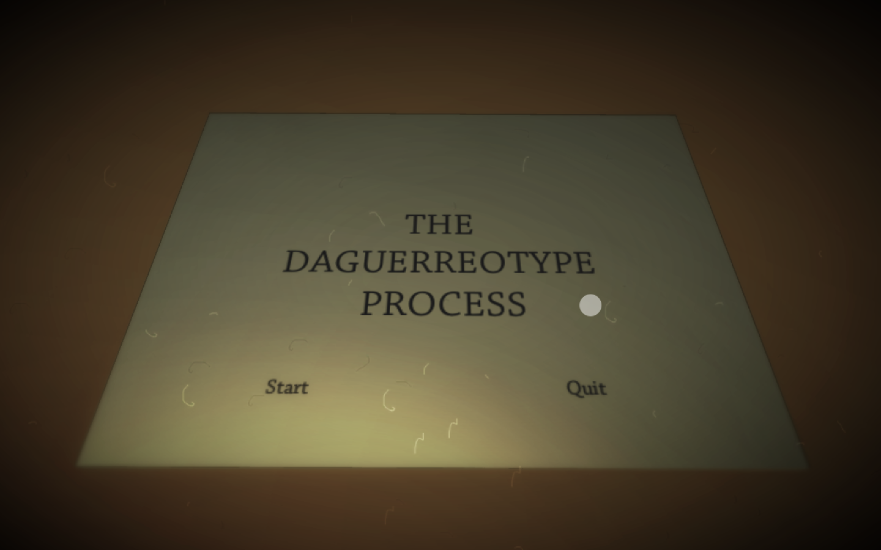 The Daguerreotype Process