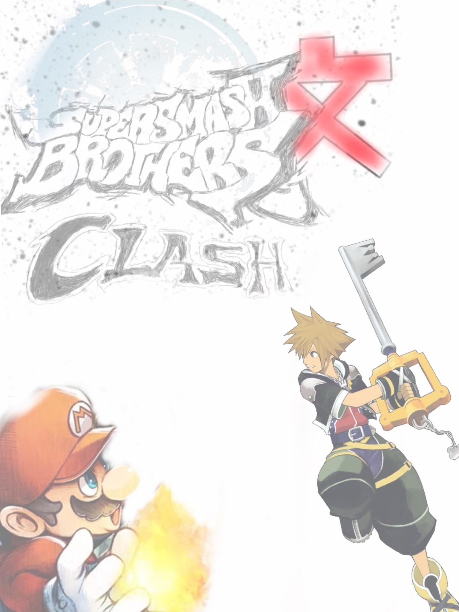 Super Smash Brothers Clash