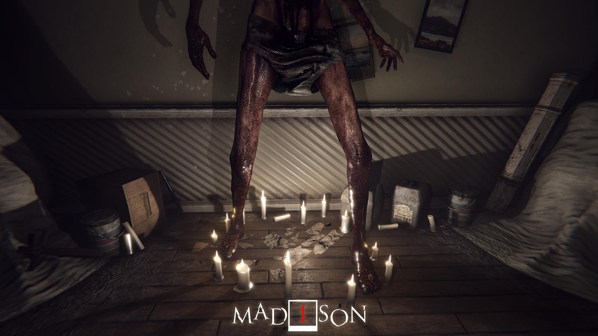 MADiSON PSYCHOLOGICAL HORROR GAME