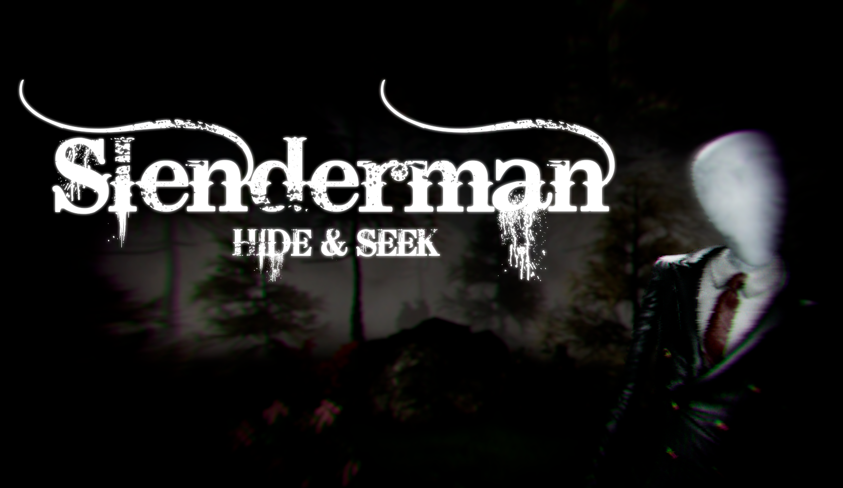 Slenderman: Hide & Seek
