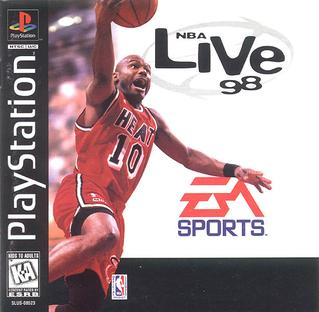 NBA LIVE 1998