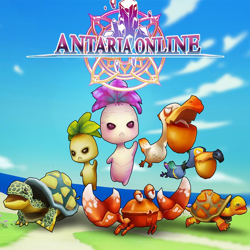 Antaria - Beach Monster System