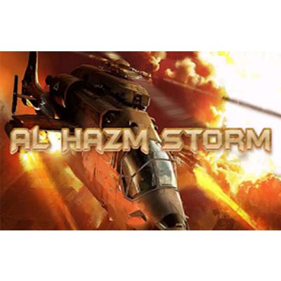 AL-HAZM STORM