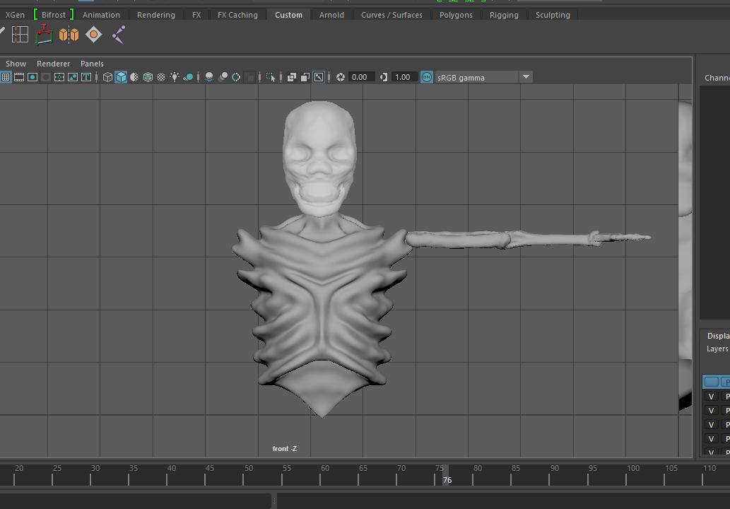 Dementor 3D
