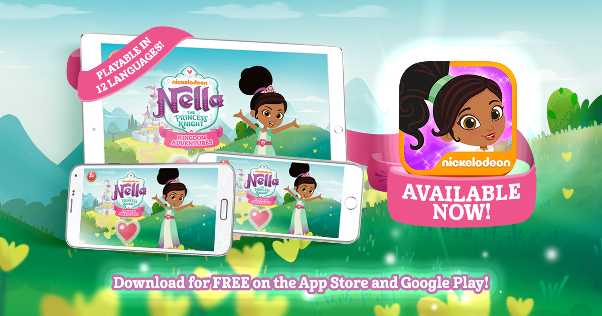 Nella the Princess Knight: Kingdom Adventures