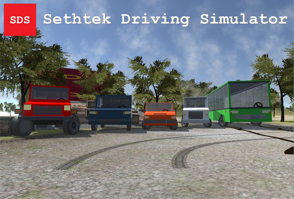 Sethtek Driving Simulator (SDS)