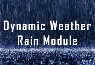 Dynamic Weather: Rain asset