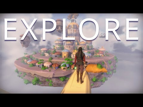 Worlds Adrift: EXPLORE