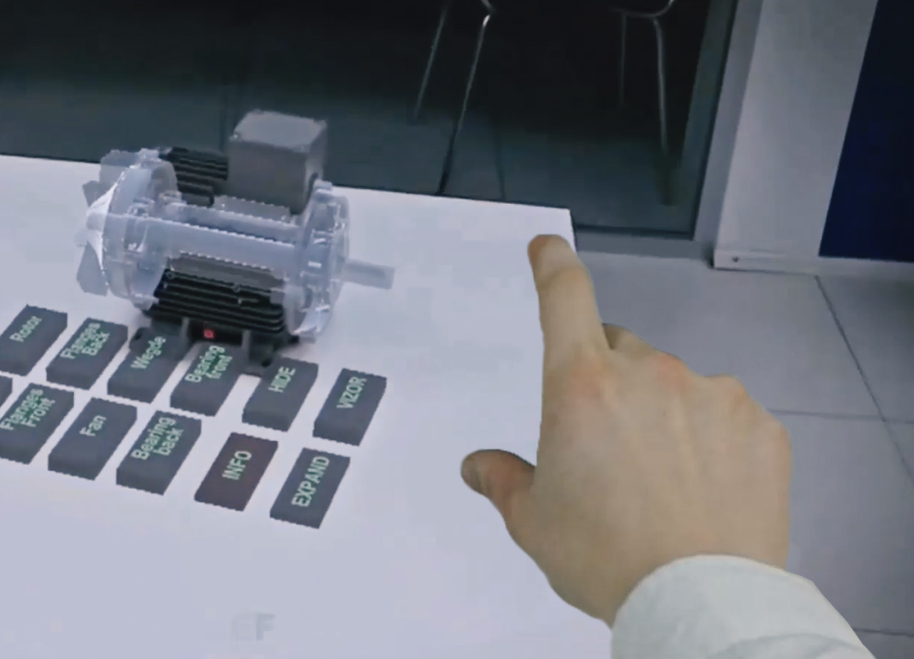 Industrial AR / VR / MR